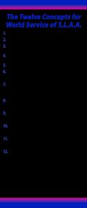 Twelve Concepts Banner