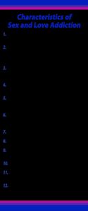 Characteristics Banner