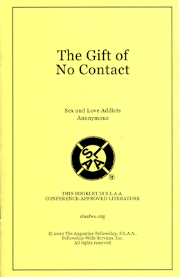 The Gift of No Contact